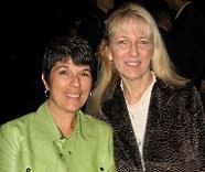 Ann Michael and Liz