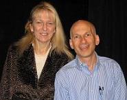 061506 Seth Godin and Liz