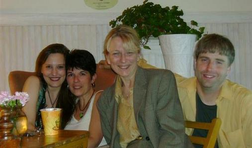Ann, CK, Liz, Sean