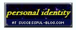 Personal Identity logo