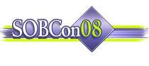 SOBCon08 logo