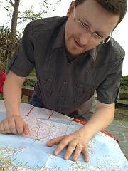 Chris Garrett at the Red Kite 15