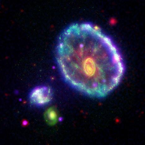 Cartwheel Nebula