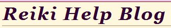 Reiki Help Blog