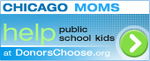 chicago moms donors choose badge