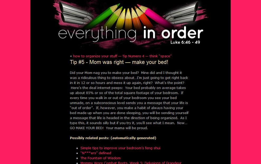 everything-n-order