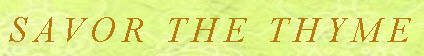 savor-the-thyme