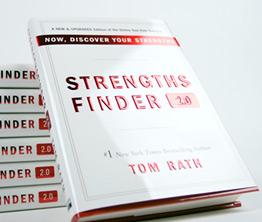 Strengths Finder by Tom Rath