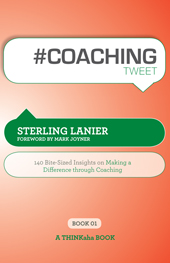 #COACHINGtweet by Sterling Lanier