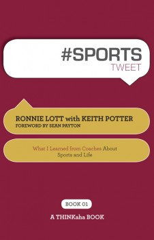 #SPORTStweet: book from Ronnie Lott and Keith Potter