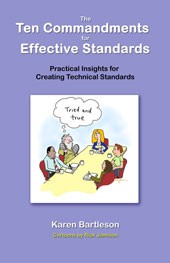 Ten Commandments for Effective Standards book by Karen Bartleson