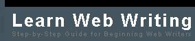 learn-web-writing