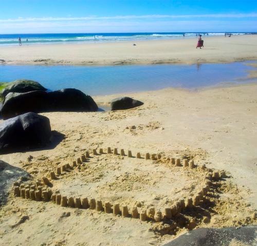 Beach squared