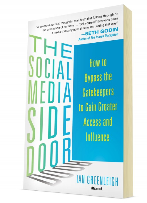 Ian Greenleigh: The Social Media Side Door