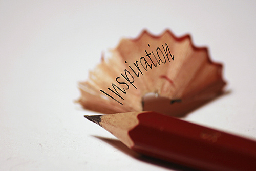 develop your own writing style - inspiration