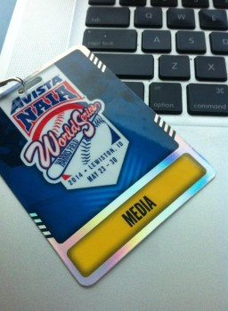 NAIA media pass