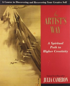 cover of The Artist's Way book