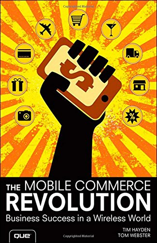 Mobile Commerce Revolution book cover