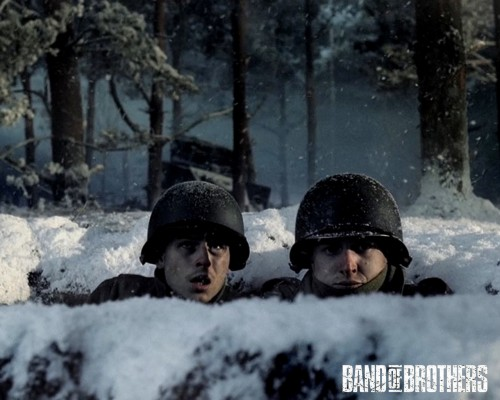 Band of Brothers in the trenches