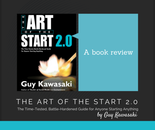 Art of the Start 2.0 book review