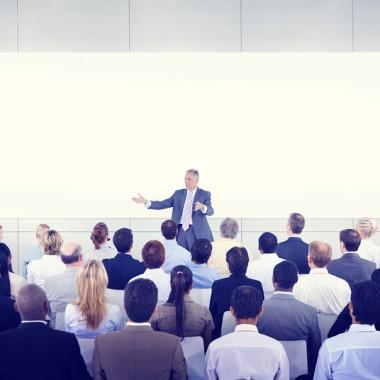 Diversity Business People Seminar Presentation Team Concept