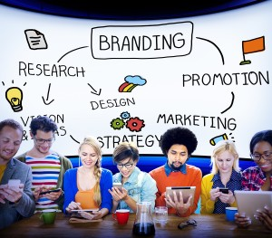 Brand Branding Marketing Product Copyright Concept