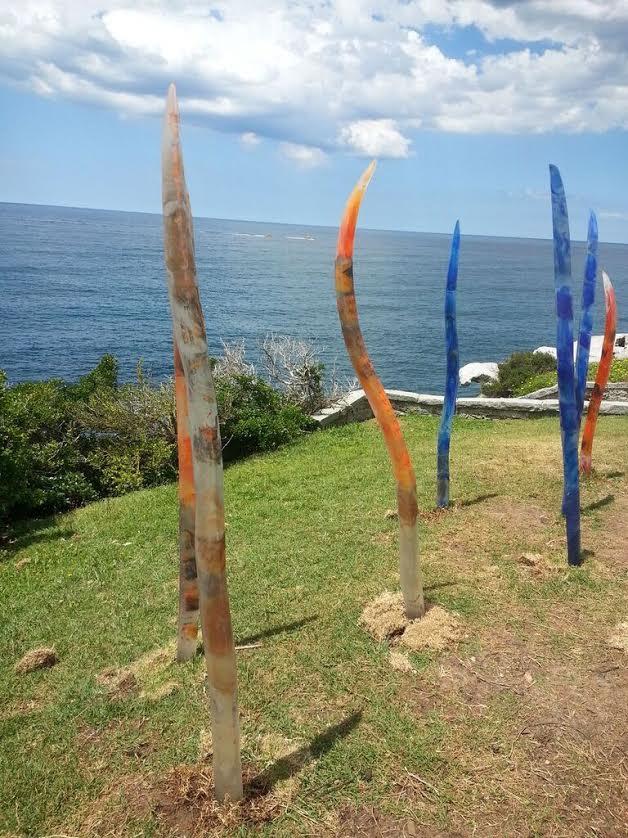 Sally Portnoy sculpture