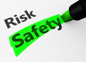 Safety Vs Risk Choice Concept