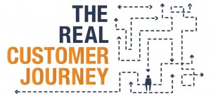 the real customer journey