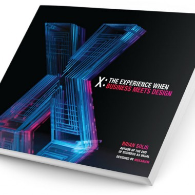 Book Review, X: The Experience When Business Meets Design