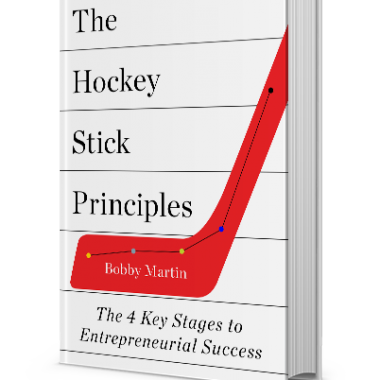 Book Review: The Hockey Stick Principles, by Bobby Martin