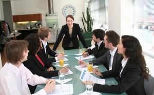 Business Woman Executive Management
