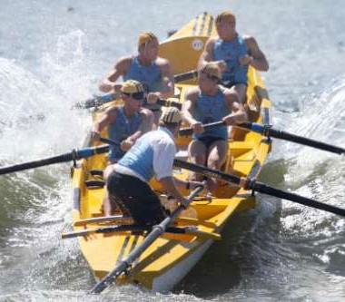 Beach Notes: Some Oars/Oarsome Volunteers