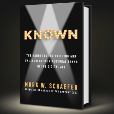 Book Review: Known, The Handbook for Building and Unleashing Your Personal Brand in the Digital Age