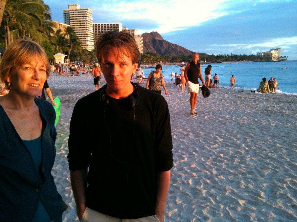 Liz and Eric Strauss